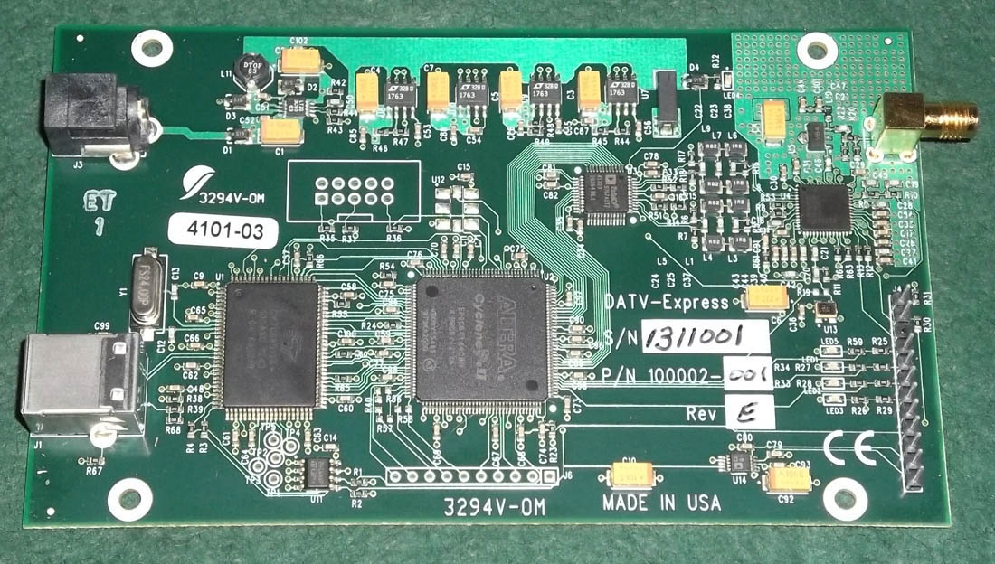 commercially-assembled board